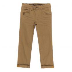Prévente - Haute Altitude - Pantalon en twill stretch taupe