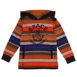 Prévente - Mission sur Mars - T-shirt à capuchon rayé