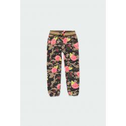 Prévente - Green Warriors - Pantalon en molleton imprimé