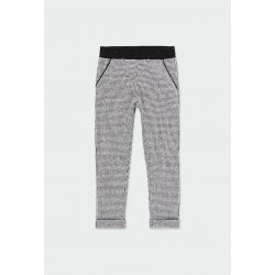 Prévente - Rive gauche - Pantalon pied-de-poule