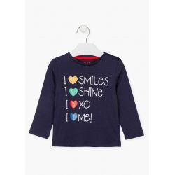 Prévente - Choose Fun - T-shirt marine clair