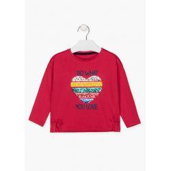 Prévente - Choose Fun - T-shirt rouge