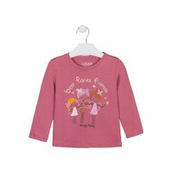 Prévente - Magic Tale - T-shirt groseille claire