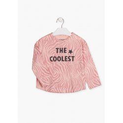 Prévente - Polar Pink - T-shirt vieux rose clair