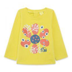Prévente - Color Hikers - T-shirt jaune