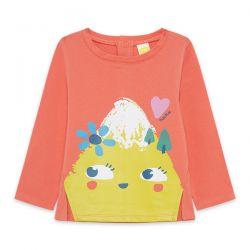 Prévente - Color Hikers - T-shirt orange