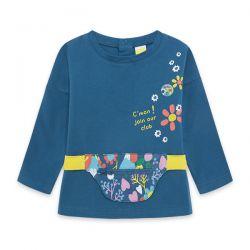 Prévente - Color Hikers - T-shirt bleu