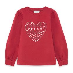 Prévente - Best Friends - T-shirt rouge