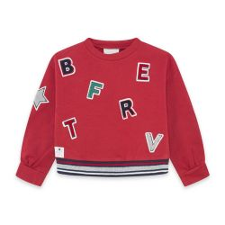 Prévente - Best Friends - Sweatshirt rouge