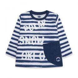 Prévente - Glaciar - T-shirt rayé