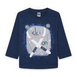 Prévente - Glaciar - T-shirt marine