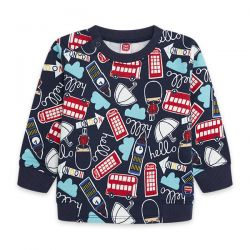 Prévente - Hello London - Sweatshirt imprimé