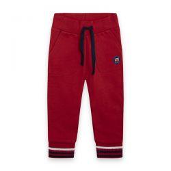 Prévente - Hello London - Pantalon en molleton rouge