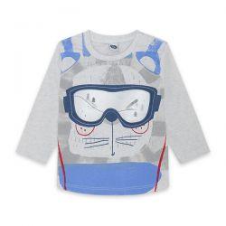 Prévente - Glaciar - T-shirt gris