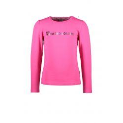 Prévente - B.You - T-shirt beetroot pink