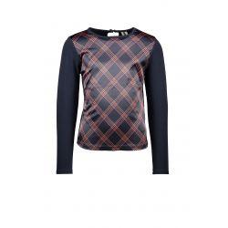 Prévente - B.Sporty - T-shirt quadrillé